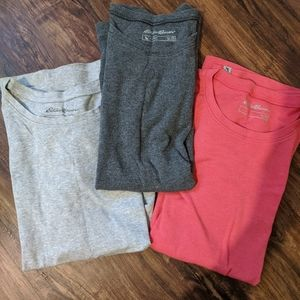 Eddie Bauer short sleeve t-shirts